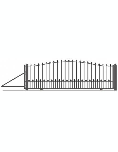 Koľajové brány