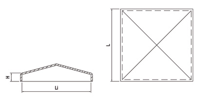 Kryt stĺpika na navarenie