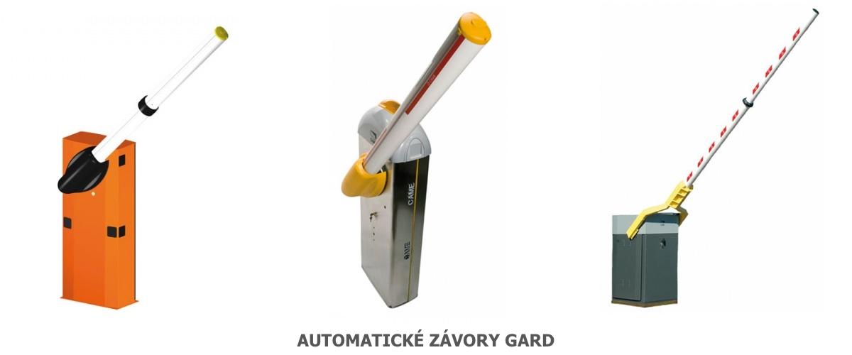 Automatické závory GARD