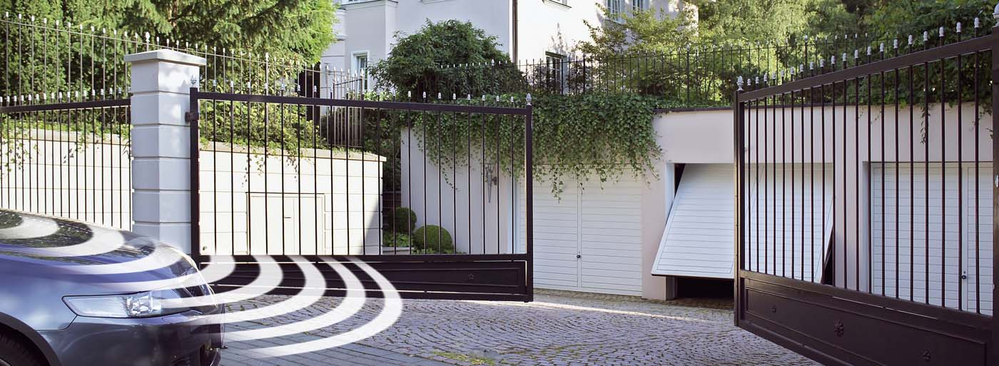 Pohony garážových brán