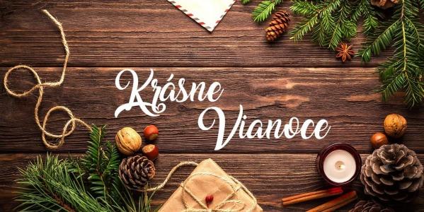 Vianoce 2019: Otváracia doba a dodacie termíny